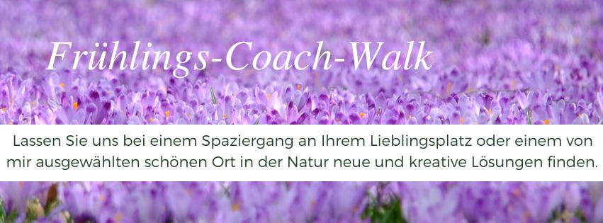 Frühlings Coach Walk