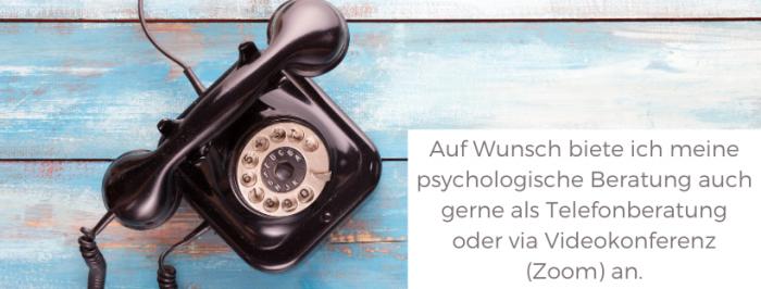 Bild zeigt Telefon für Psychotherapeutische Beratung Bonn